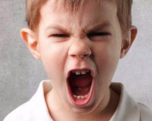孩子很爱发脾气,怎么办?