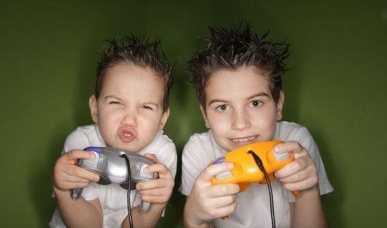 孩子只爱电脑游戏怎么办?